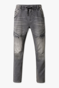 Angelo Litrico         THE TAPERED JEANS - Jog Denim