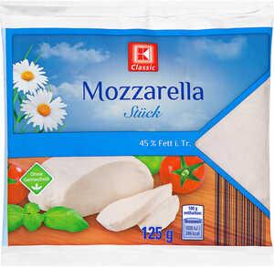 K-CLASSIC  Mozzarella
