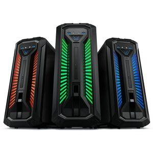 MEDION ERAZER® X67120, Intel® Core™ i5-9400, Windows10Home, GTX 1060, 256 GB SSD, 1 TB HDD, 16 GB RAM, High-End Gaming PC