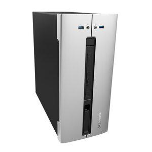 MEDION AKOYA® P66046, Intel® Core™ i5-8400, Windows10Home, NVIDIA® GeForce® GTX 1050 Ti, 128 GB SSD, 1 TB Festplatte, 8 GB DDR4 RAM, Hot-Swap Festplattenwechselrahmen, Performance PC
