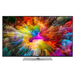 "MEDION LIFE® X16503 Smart-TV, 163,9 cm (65"") Ultra HD Display, HDR, Dolby Vision, PVR ready, Netflix, Amazon Prime Video, Bluetooth®, DTS HD, HD Triple Tuner, CI+, inkl. wandelbarer TV Soundbar E64"