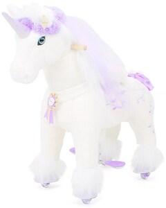 Ponycycle Fairytale Premium weiß