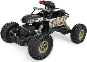 AMEWI Cross Fire Crawler RC Auto camouflage