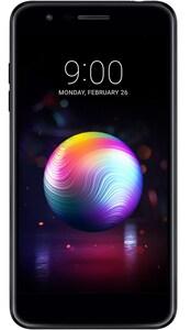 LG K11 Smartphone aurora black