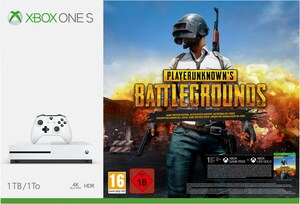Microsoft Xbox One S Konsole (1TB) inkl. Player Unknown´s Battleground