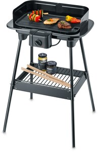 Severin PG 8534 Barbeque-Standgrill schwarz