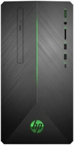HP Pavilion 690-0300ng Gaming PC shadow black
