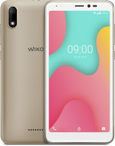 Wiko Y60 Smartphone gold