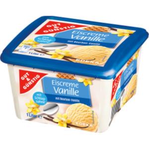 Gut & Günstig Eiscreme