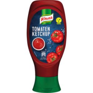 Knorr Ketchup oder Salatcreme
