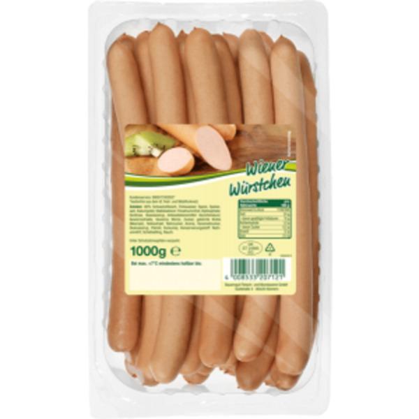 Bauerngut Wiener Würstchen
