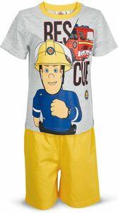 Kinder Pyjama - Feuerwehrmann Sam, Gr. 98/104