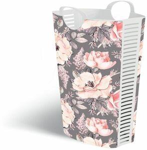Dekor Wäschesammler - Blume
