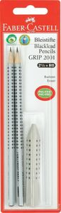 Faber Castell - Bleistift Grip Set