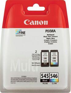 Canon MG2450 Tinte - schwarz + Farbe, 2er Pack