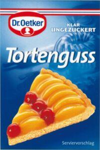 Dr. Oetker Tortenguss klar für 3 x 250 ml / 750 ml