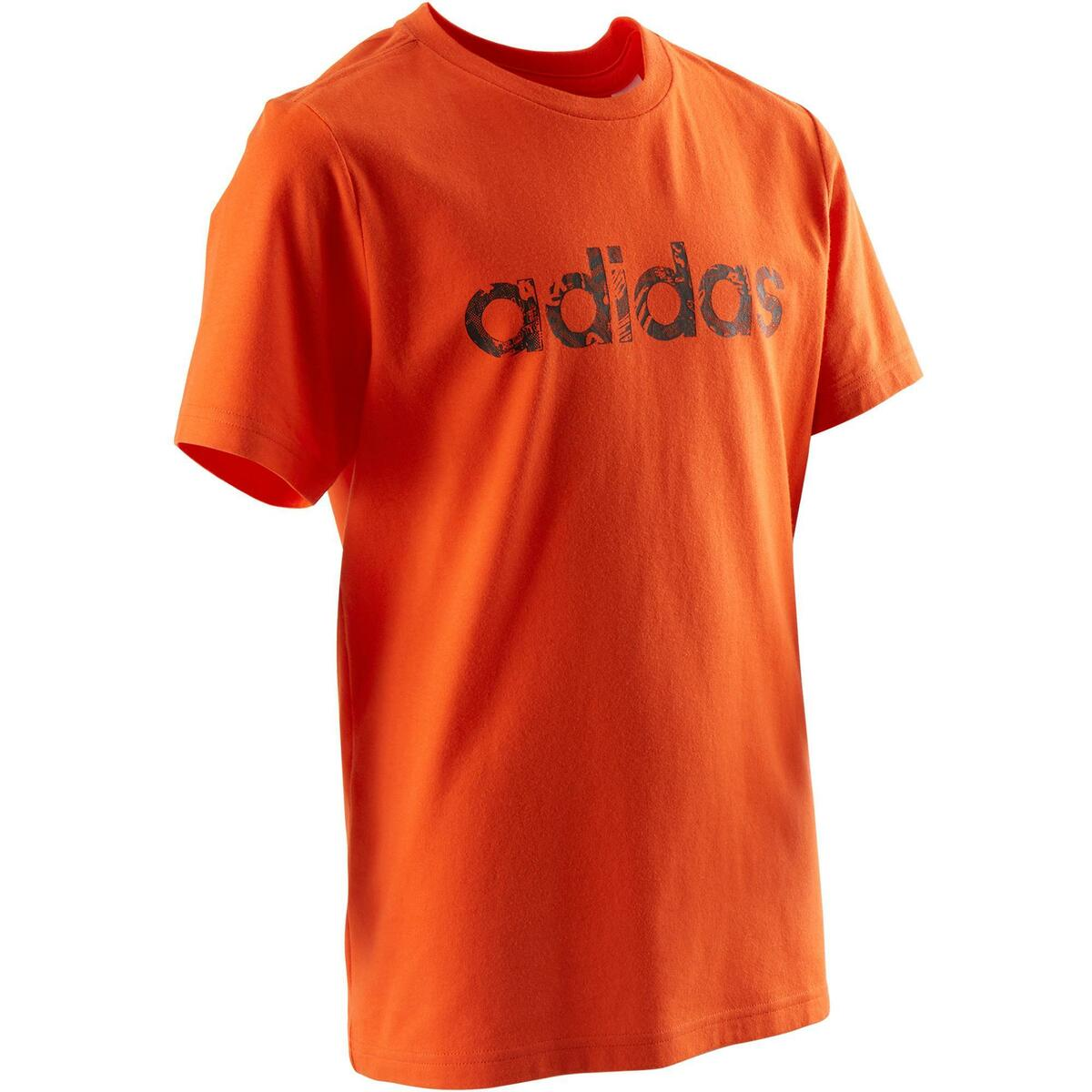 Bild 1 von T-Shirt Fitness Kinder orange