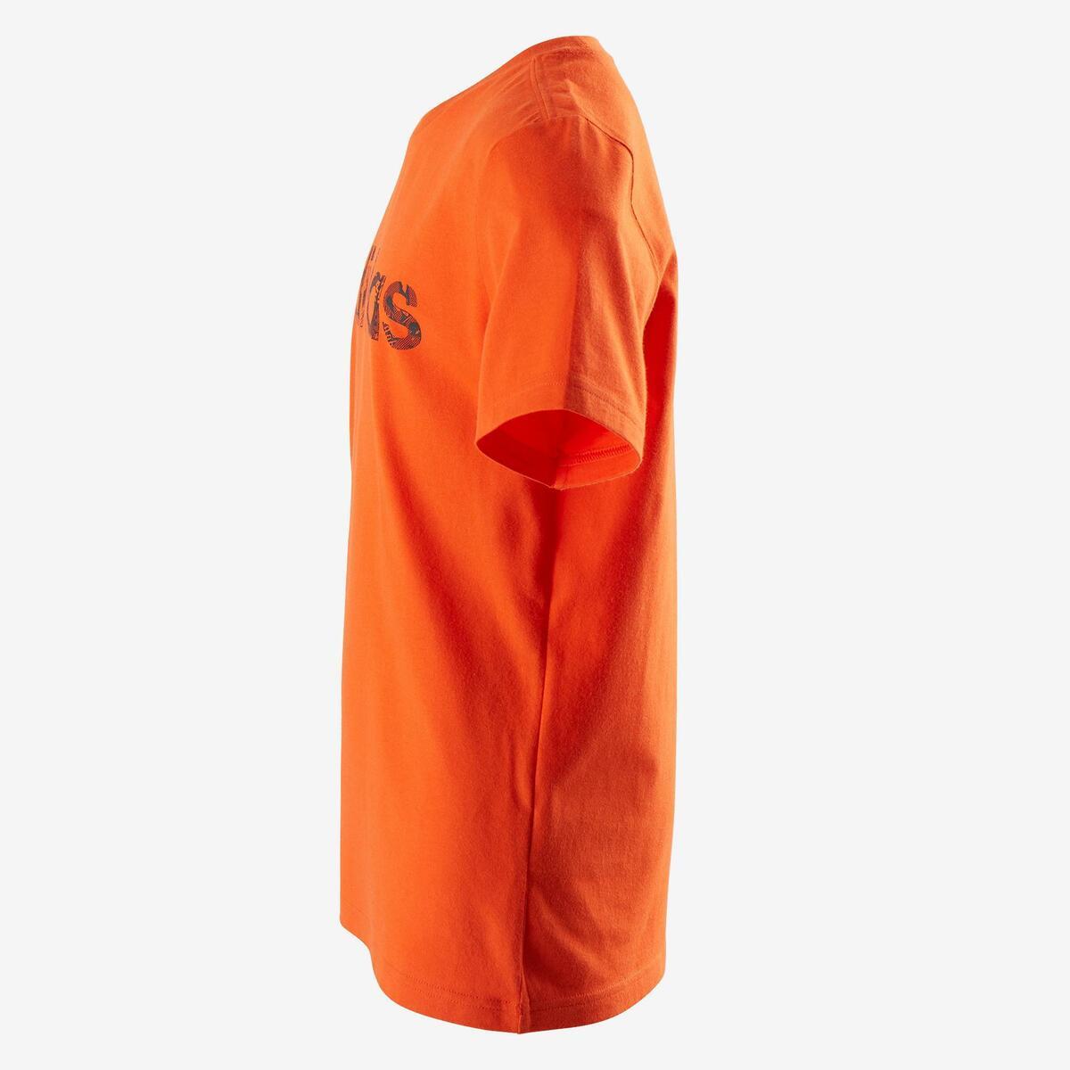 Bild 4 von T-Shirt Fitness Kinder orange