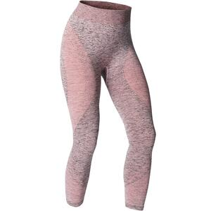 7/8-Leggings Yoga nahtlos rosa