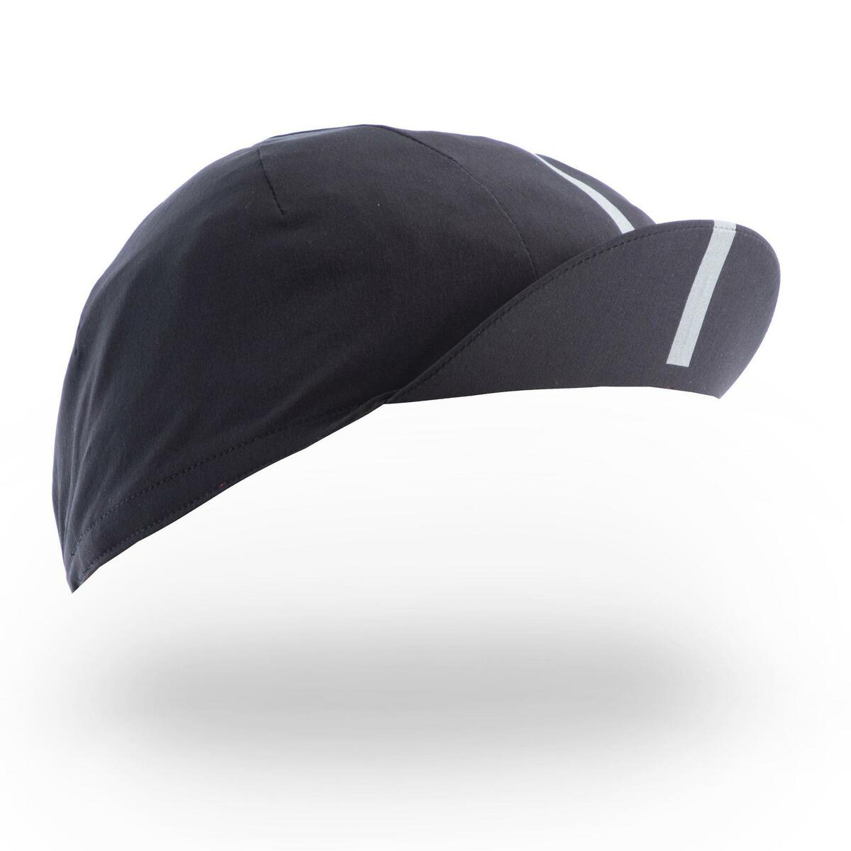 Bild 1 von Fahrrad-Mütze Rennrad RR 520 Ultralight schwarz