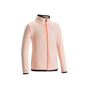 Trainingsjacke S500 Gym Kinder rosa