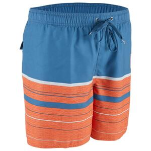 Boardshorts Aquastripe 17´ Herren blau