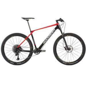 "Mountainbike XC 900 MTB 27,5"" Carbon rot/schwarz"