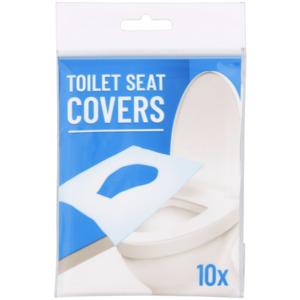 Toilettenbrillen-Tücher