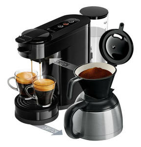 "Philips             Kaffeemaschine ""Senseo Switch HD6592/60"""