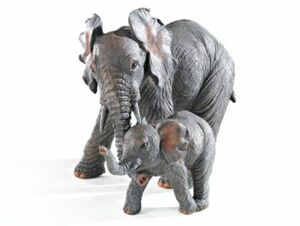 """Dekofigur """"Elefanten"""""""