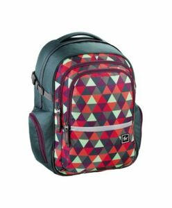 """All Out Rucksack """"Filby"""", Happy Triangle"""