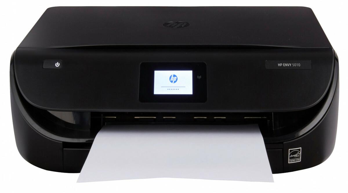 Bild 2 von HP Farbdrucker Envy 5010