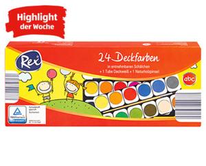 Rex®  Farbkasten
