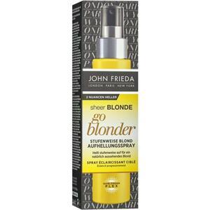 JOHN FRIEDA Sheer Blonde go blonder stufenweise Blond Aufhellungsspray