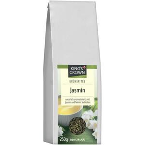 King´s Crown Grüner Tee China Jasmin 1.08 EUR/100 g