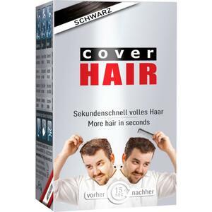 COVER HAIR Haarverdichtung mit Schütthaar schwarz 71.07 EUR/100 g