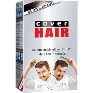COVER HAIR Haarverdichtung mit Schütthaar dunkelbraun 71.07 EUR/100 g