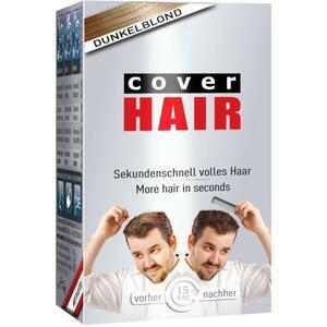 COVER HAIR Haarverdichtung mit Schütthaar dunkelblond 71.07 EUR/100 g