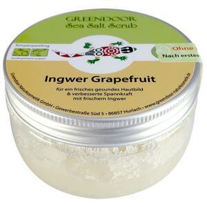 GREENDOOR Sea Salt Scrub Ingwer Grapefruit 30.32 EUR/1 kg