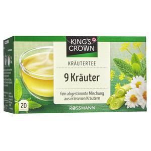 King´s Crown Kräutertee 9 Kräuter 2.83 EUR/100 g