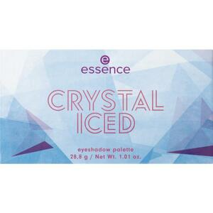 essence CRYSTAL ICED eyeshadow palette 27.60 EUR/100 g