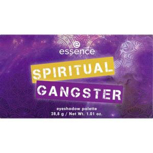 essence SPIRITUAL GANGSTER eyeshadow palette