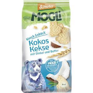 MOGLi Nasch Gebäck Kokos Kekse mit Dinkel und Butter 1.59 EUR/100 g