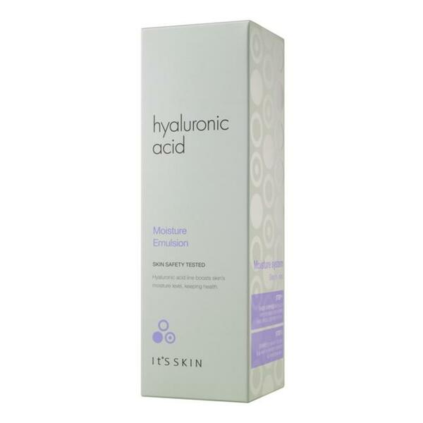 It´s Skin Hyaluronic Acid Moisture Emulsion 8.50 EUR/100 ml