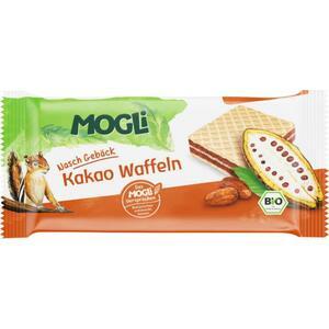 MOGLi Nasch Geback Kakao Waffeln 3.93 EUR/100 g