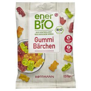 enerBiO Gummi Bärchen 1.19 EUR/100 g