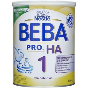 BEBA PRO HA 1 von Geburt an 24.31 EUR/1 kg