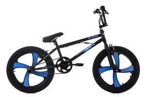 "KS Cycling BMX Freestyle 20"" Daemon schwarz-blau"