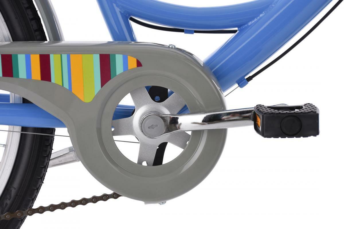 Bild 3 von KS Cycling Kinderfahrrad 24'' Gurlz blau RH 36 cm