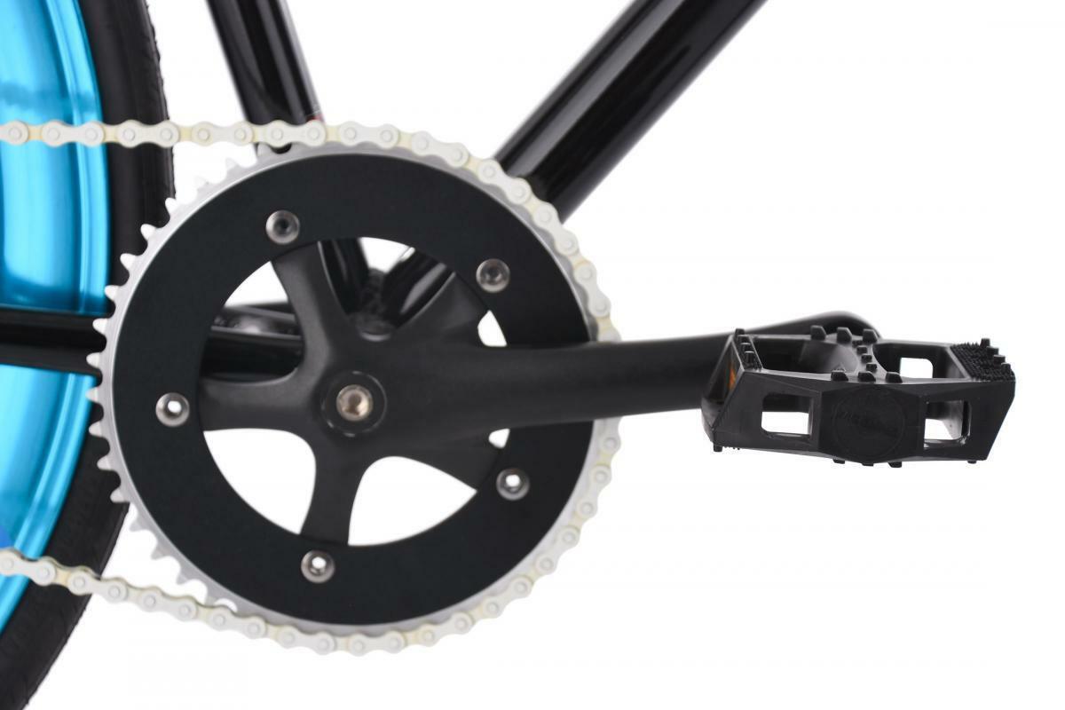 "Bild 4 von KS Cycling Fixie Fitnessbike 28"" Pegado"